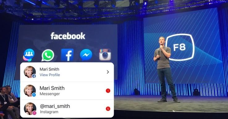 Все под колпаком: Facebook тестирует единое окно с уведомлениями