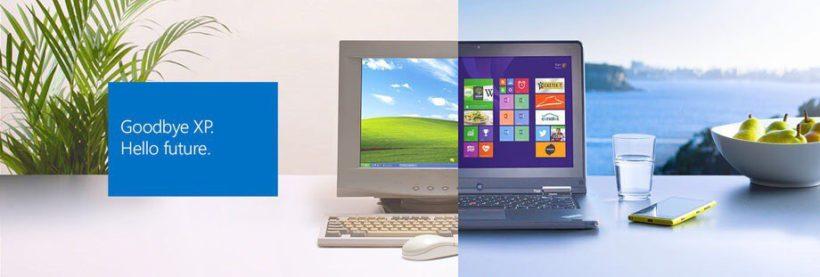 Microsoft вернулась к обновлениям Windows XP из-за кибератак