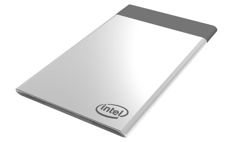 Мини ПК Intel Compute Card