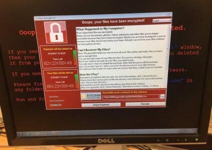 Хакеры атаковали компьютеры ряда британских больниц и требуют выкуп