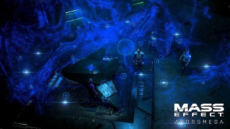Electronic Arts заморозила серию Mass Effect