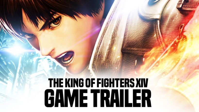 The King of Fighters XIV выйдет на ПК
