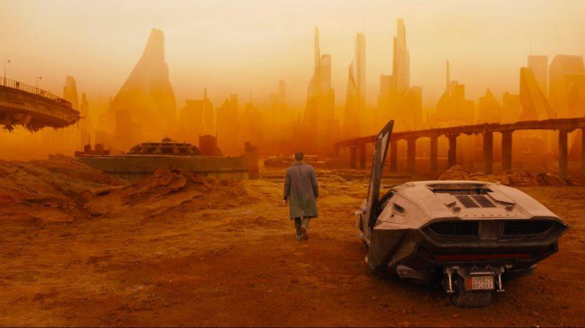 Трейлер фильма Бегущий по лезвию 2049