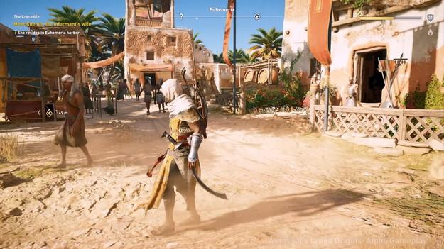 В Assassins Creed не будет вышек и мини карты