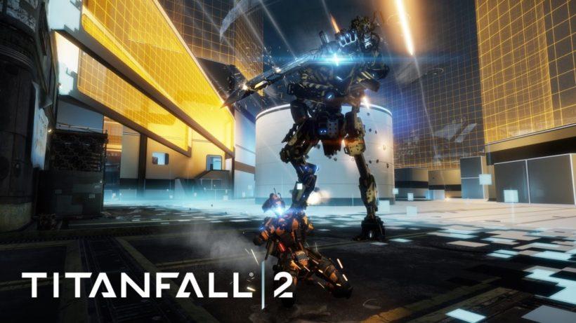 Трейлер дополнения Titanfall 2 — The War Games
