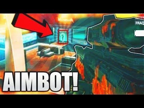 Читерская винтовка Aimbot в CoD: Infinite Warfare