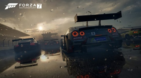 Названы системные требования Forza Motorsport 7 для PC