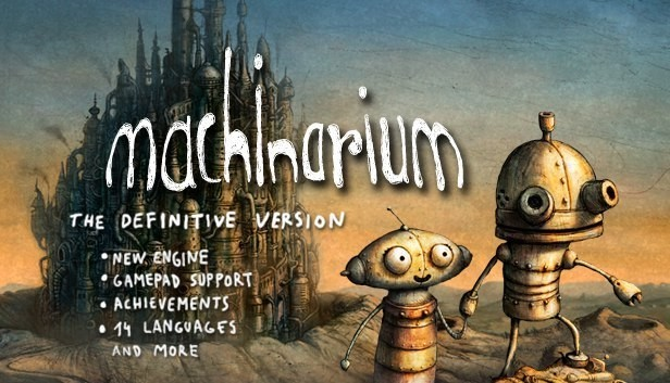 Авторы Machinarium полностью переписали игру на собственном движке