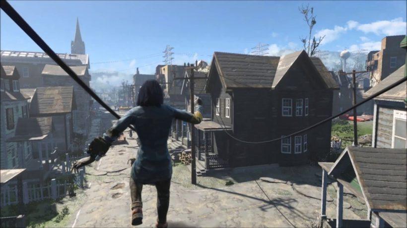Cуперспособности в Fallout 4