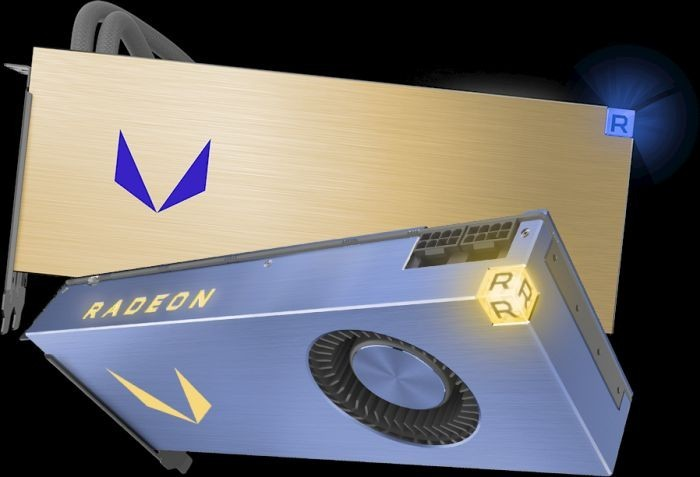 Новые изображения ускорителя AMD Radeon Vega Frontier Edition