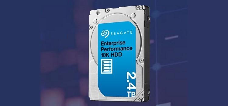 "Seagate выпустила 2,5"" жёсткий диск корпоративного класса ёмкостью 2,4 Тбайт"