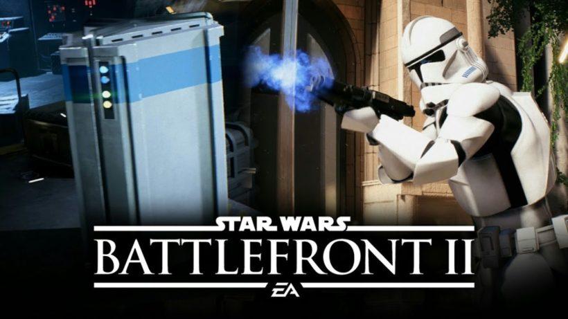 Первый взгляд на систему контейнеров в Star Wars Battlefront 2