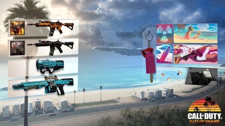 Три части Call of Duty получили бесплатный контент