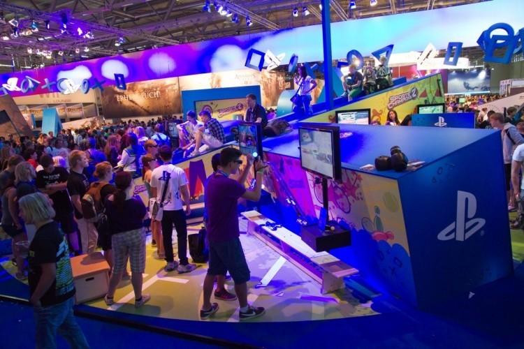 Sony проведет игровую конференцию в Европе