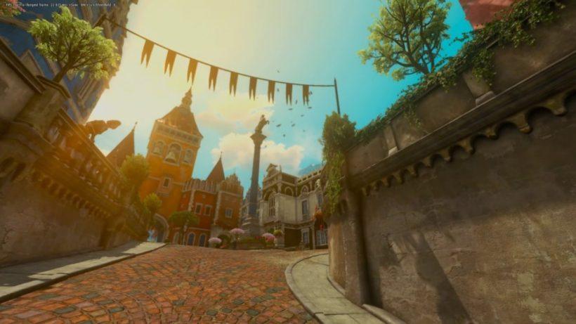 The Witcher 3 теперь можно полностью пройти от первого лица