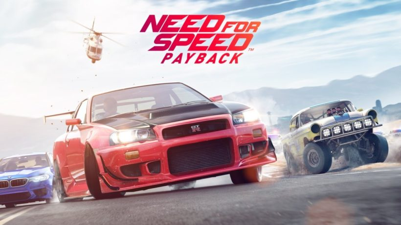Трейлер Need for Speed: Payback