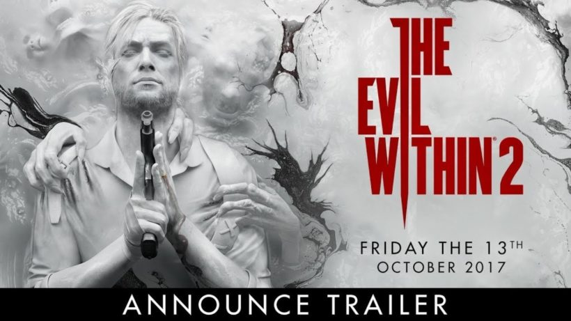 Трейлер The Evil Within 2