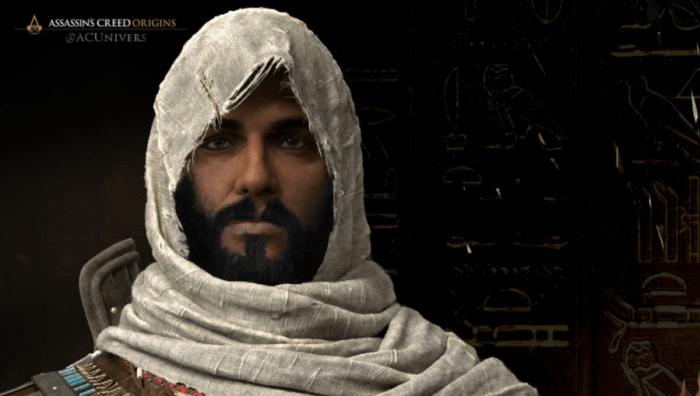 Байек в новых Ассасинах сможет выращивать бороду