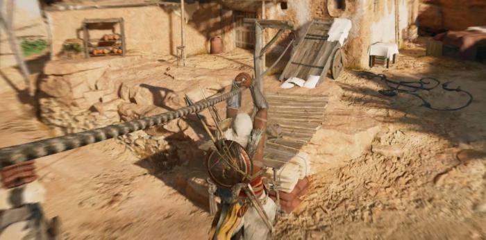 Подробности системы лута в Assassins Creed: Origins