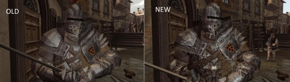 Overhaul Mod для Assassins Creed II позволил улучшить графику до уровня современных консолей