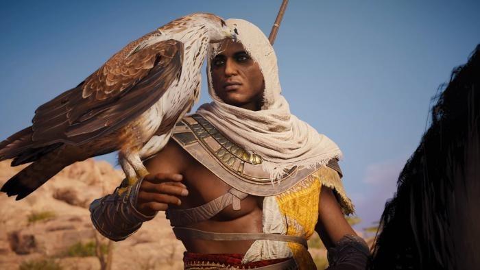 Новая информация о Байеке в Assassins Creed: Origins