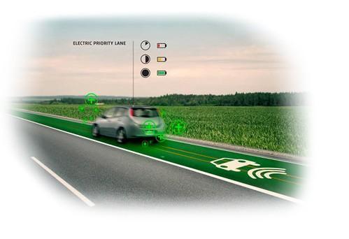 Разработана беспроводная зарядка для электромашин, которую можно использовать в движении