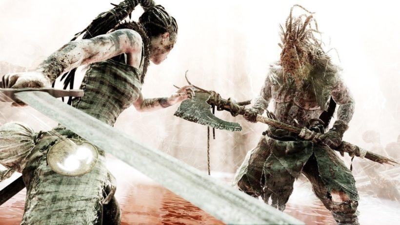 10 минут нового геймплея Hellblade: Senuas Sacrifice