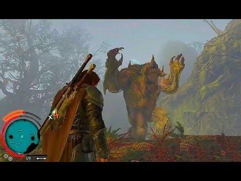 16 минут нового геймплея Shadow of War