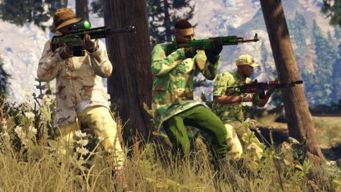 Take-Two хочет выпускать каждый год по 1 игре класса ААА