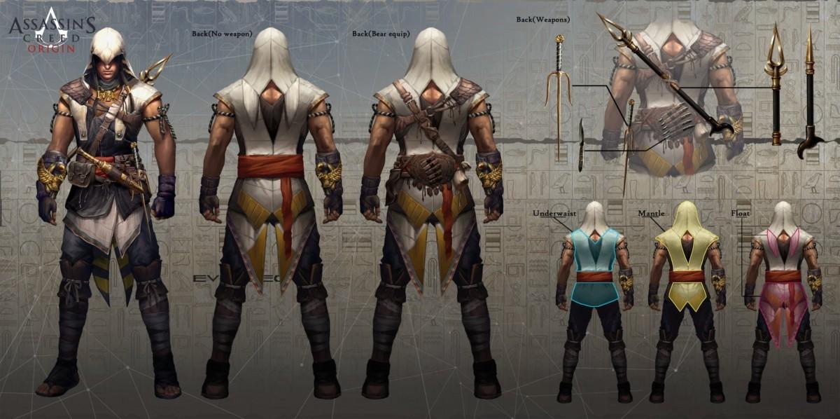 Насколько живым будет мир в Assassins Creed: Origins