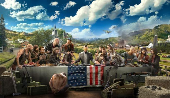 Сюжетная линия в Far Cry 5 займет примерно 15 часов