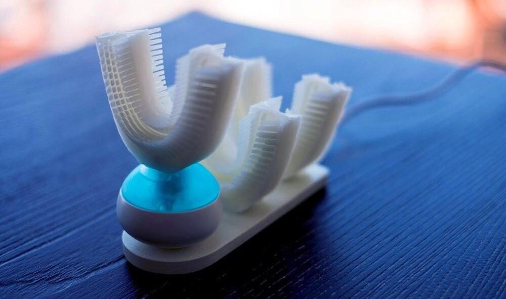 Amabrush – первая в мире автоматическая зубная щётка