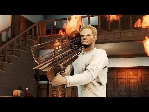 Лучшие сцены Hells Kitchen с Гордоном Рамзи воссозданные в Fallout 4