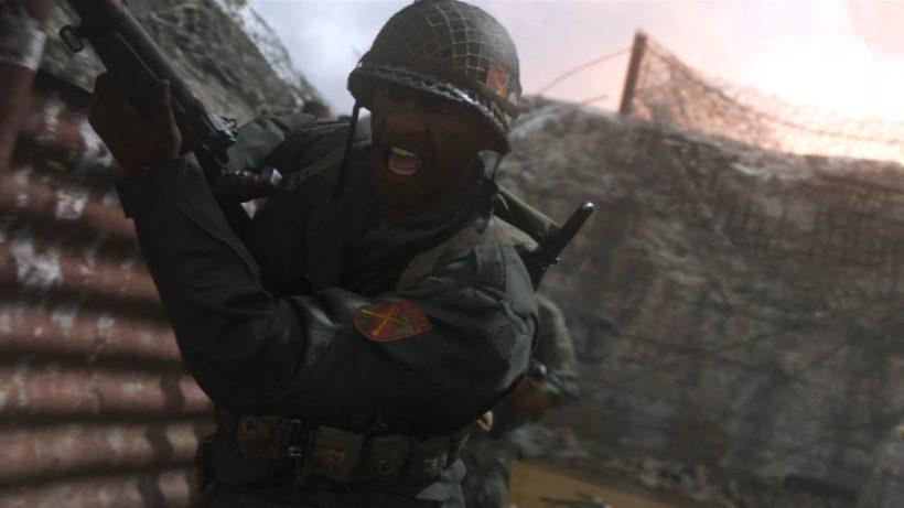 Немного о мультиплеере Call of Duty: WWII