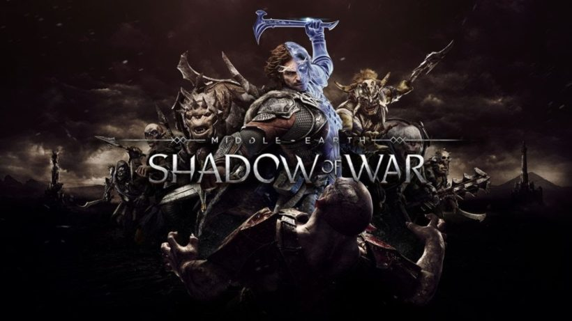 Новы геймплей Middle-earth: Shadow of War с SDCC