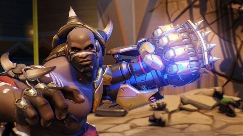 Overwatch: Все облики, эмоции, победные позы и POTG Думфиста
