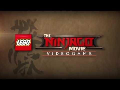 Трейлер экшена LEGO Ninjago Movie Video Game