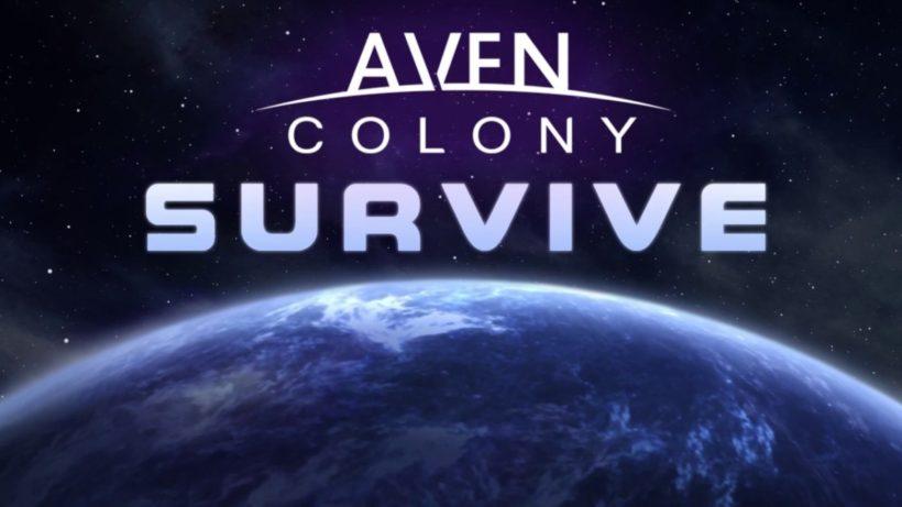 Трейлер к релизу Aven Colony