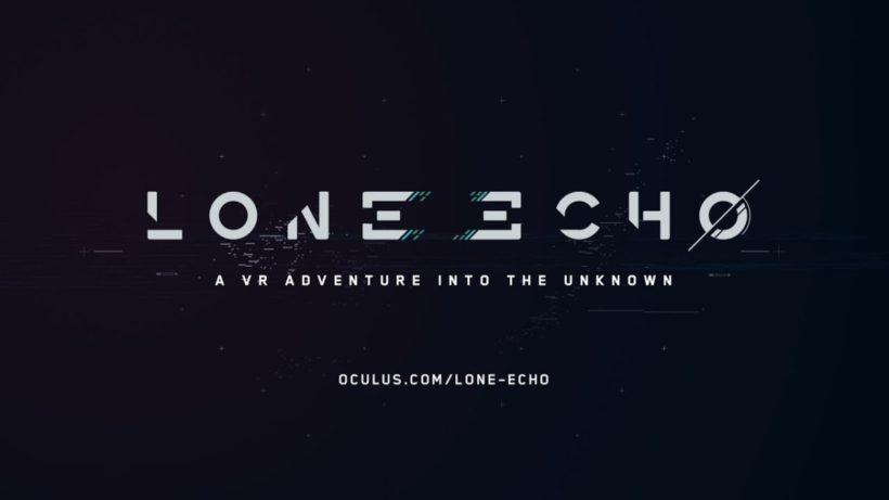 Трейлер Lone Echo - космического VR-приключения от авторов The Order: 1886