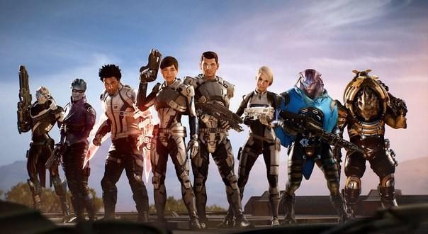 Mass Effect Andromeda не будет получать сюжетные DLC