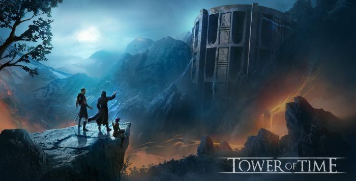 Tower of Time - новая партийная RPG с оригинальным концептом