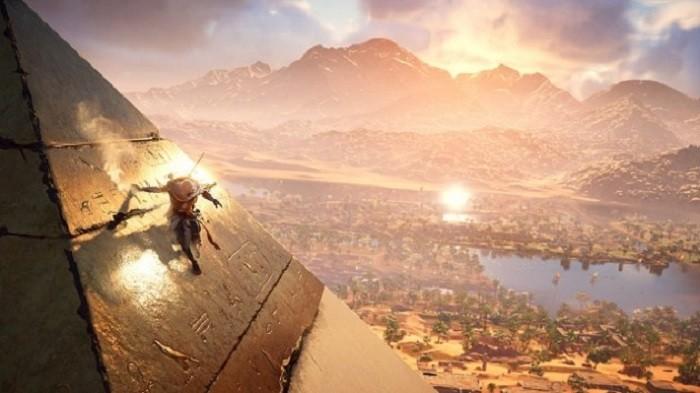 В Assassins Creed Origins придется сражаться голыми руками