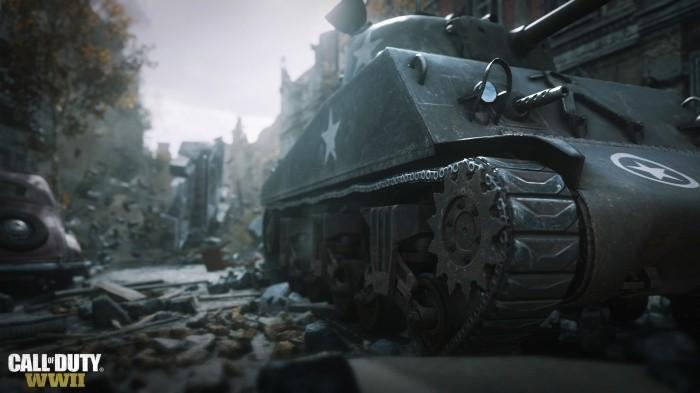 Передовая социальная функция сундуков с добычей В Call of Duty: WW2