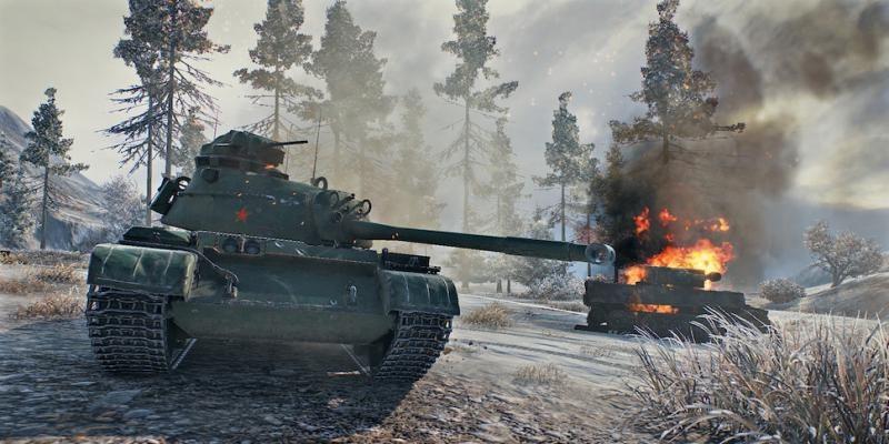 В World of Tanks появились бои 30 на 30 игроков