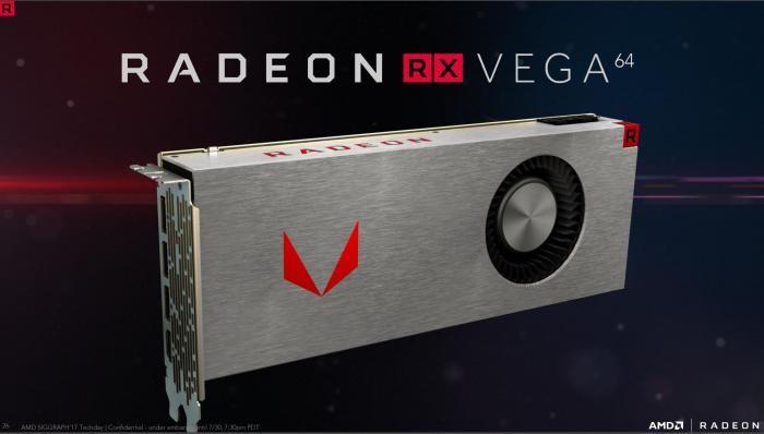 Аналитики верят в способность AMD Radeon RX Vega потеснить изделия NVIDIA