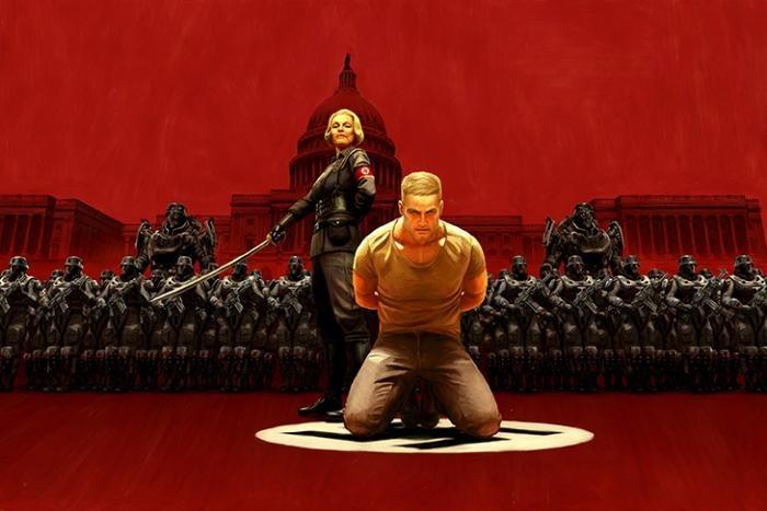 Wolfenstein II: The New Colossus - вместе мы сила