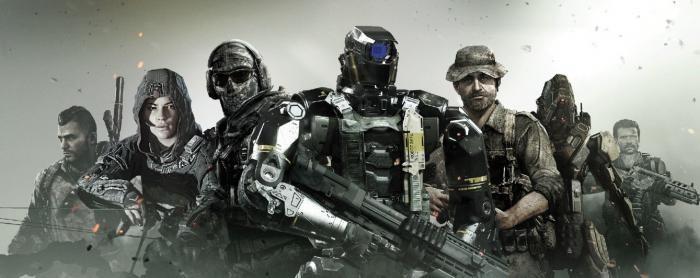 Зачем играть в Call of Duty