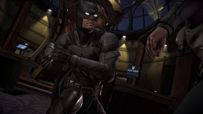 Краткий обзор Batman: The Enemy Within