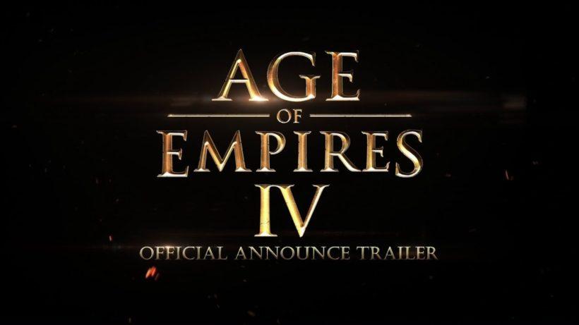 Age of Empires IV анонсирована на РС с эпичным трейлером