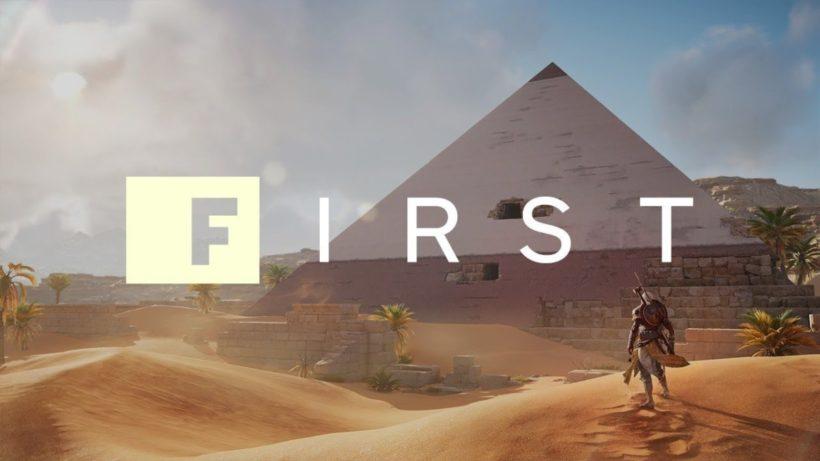 Assassins Creed: Origins - будущий фундамент серии